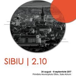 "Catalin Precup participa la proiectul ""SIBIU | 2.10"""