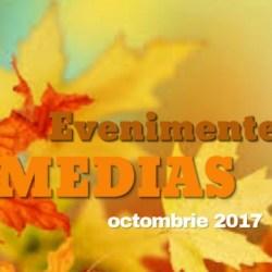 Evenimentele lunii octombrie