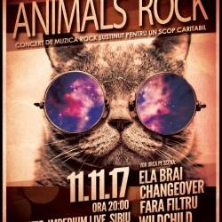 Concert caritabil pentru Animal Life