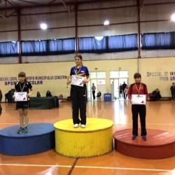 Medalii de argint pentru Clubul Sportiv Romgaz Medias