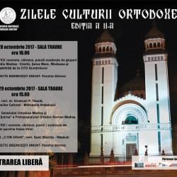 Zilele Culturii Ortodoxe, editia a II-a, la Medias