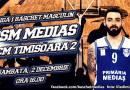 Baschet: CSM Medias – SCM Timisoara 2