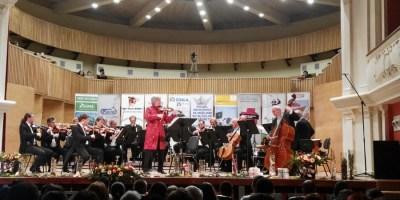 "Concertul sustinut de ""Johann Strauss Ensemble"" la Sibiu (video)"