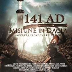 "Sibiu: Proiectie in premiera a filmului ""141A.D. Misiune in Dacia"""
