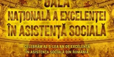 Voteaza sibienii la Gala Nationala a Excelentei in Asistenta Sociala, editia 2018