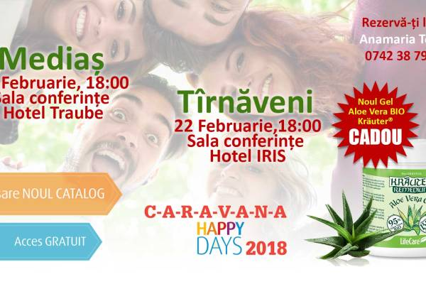 Caravana Happy Days