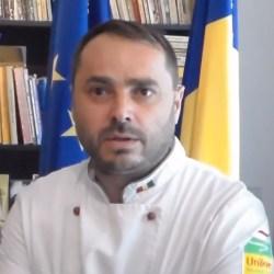 Chef Marius Urian gateste la Bucuresti, promovand Mediasul