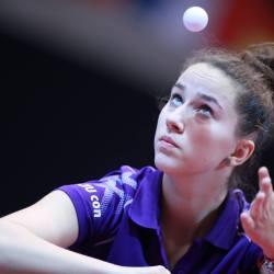 Andreea Dragoman se antreneaza in Germania