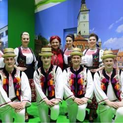 Junii Sibiului au reprezintat din nou Romania, la Targul de Turism de la Berlin