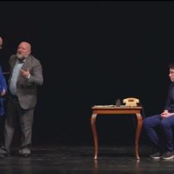 """Scenetele Trupei de teatru """"Noi si atat"""" (video)"""