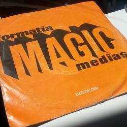 Formatia Magic: Adrian Herescu, baiatul de la orga