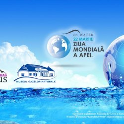"Concurs creatie ""Ziua Internationala a Apei"""