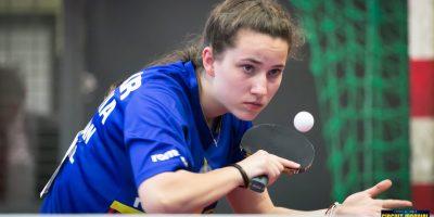 Andreea Dragoman joaca la French Junior & Cadet Open
