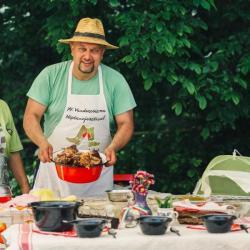 Participa la concursul de gatit gulas!