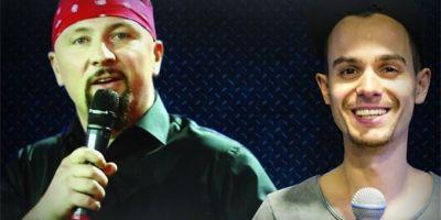 Stand-up comedy cu Doru Ivanov si Viorel Hutupasu