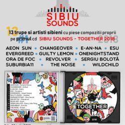 Compilatia Sibiu Sounds – Together 2018