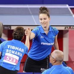 Andreea Dragoman, premiata cu bronz la europene