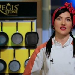 Chef Nina Rus gateste la Medias