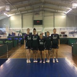 Tenis de masa: Debut in Divizia B pentru CSM Medias