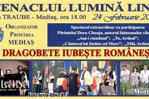 Concert extraordinar al Cenaclului Lumina Lina