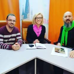 Interviu Nova TV: Claudiu Simon si Mircea Hodarnau (video)