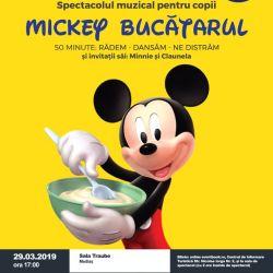 Mickey si prietenii sai vin la Medias !