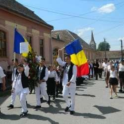 Festival folcloric la Hoghilag