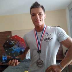 Power Gym Medias, locul 2 la Campionatul European