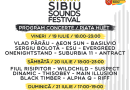 Program Sibiu Sounds Festival 2019