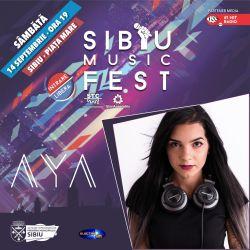 AYA: De la UNTOLD la Sibiu Music Fest