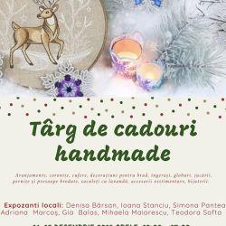 Targ de cadouri handmade la Medias