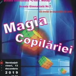 Magia Copilariei pe simezele Muzeului Medias