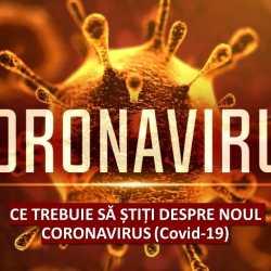 Nivel ridicat de raspandire SARS-CoV -2, in judetul Sibiu