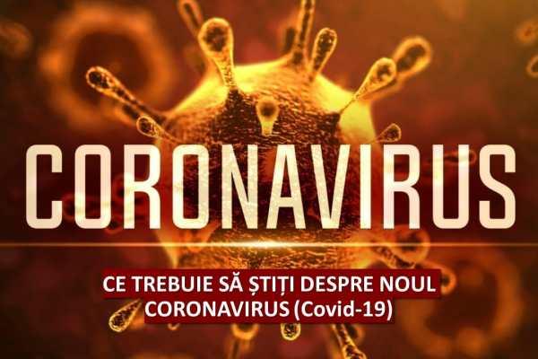 Nou videoclip de informare COVID -19 (video)