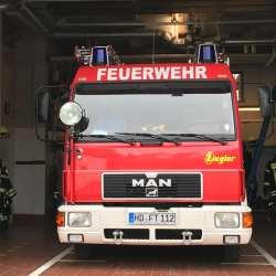 Donație pentru Serviciul de pompieri voluntari Hoghilag