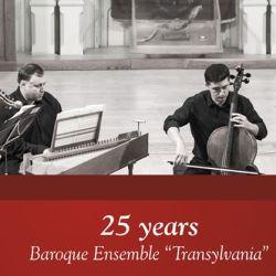 Baroque Ensemble Transylvania, mâine la Mediaş