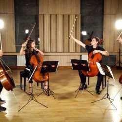Serviciu divin muzical   invitat: ansamblul PlaCello (ICon Arts)