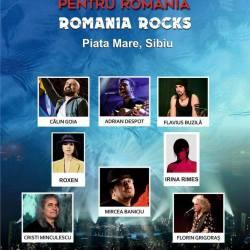 România Rocks la Sibiu