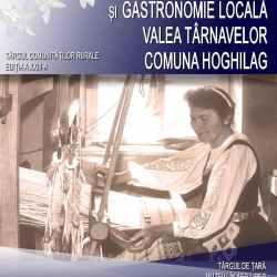 Târgul comunităților rurale, ediția a XXIII-a. Comuna Hoghilag