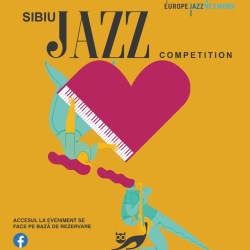 Programul Sibiu Jazz Competition 2020