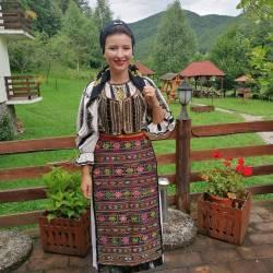 Medieşeanca Diana Maria Crețu la Vedeta Populară (video)