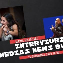Maria Cojocaru la Interviurile Medias News Blog (video)