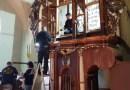 Guest post: Un nou viitor pentru orga bisericii din Dupuş  în biserica evanghelică Sf. Margareta din Mediaş