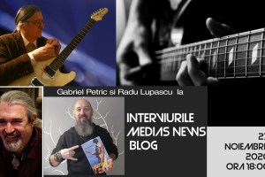 Gabriel Petric si Radu Lupascu la Interviurile Medias News Blog (video)