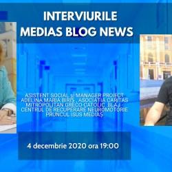 Adelina Biriş la Interviurile Medias News Blog (video)