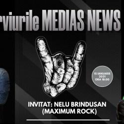 Nelu Brînduşan la Interviurile Medias News Blog (video)