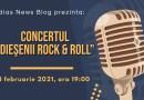 "Concert online ""Mediesenii rock and roll"" (part1)"