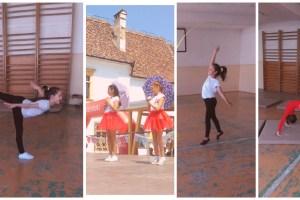 Echipa de gimnastică ritmică, dornică să reînceapă antrenamentele