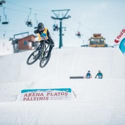Câştigătorii MTB Winter Freestyle Jam 2021 (video)