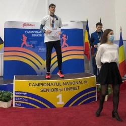 Peter Herman, doua medalii la nationalele de tineret